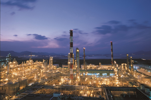 About Lotte Chemical Corporation